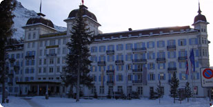 Switzerland and luxury packages